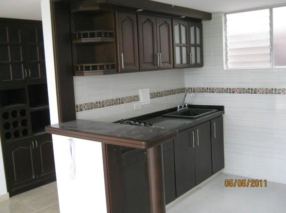 Apartamento en Campohermoso Código: 21635